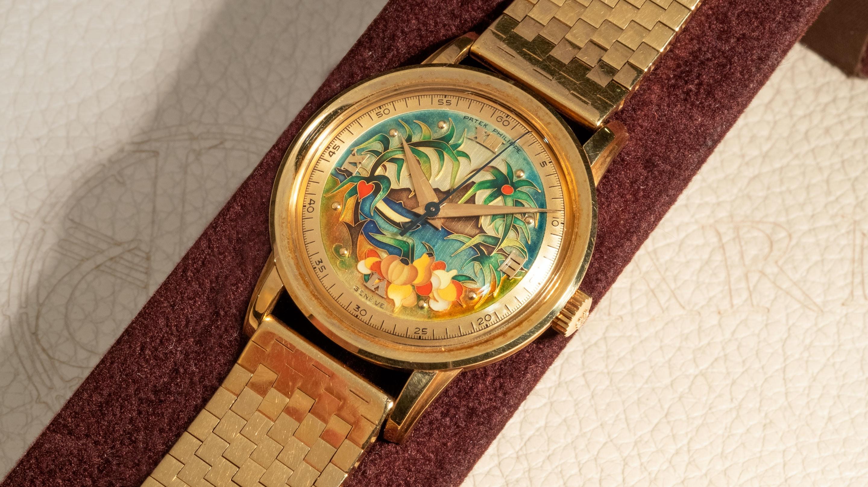 Just Because: A Look Inside Davide Parmegiani's Insane Geneva Watch Exhibition