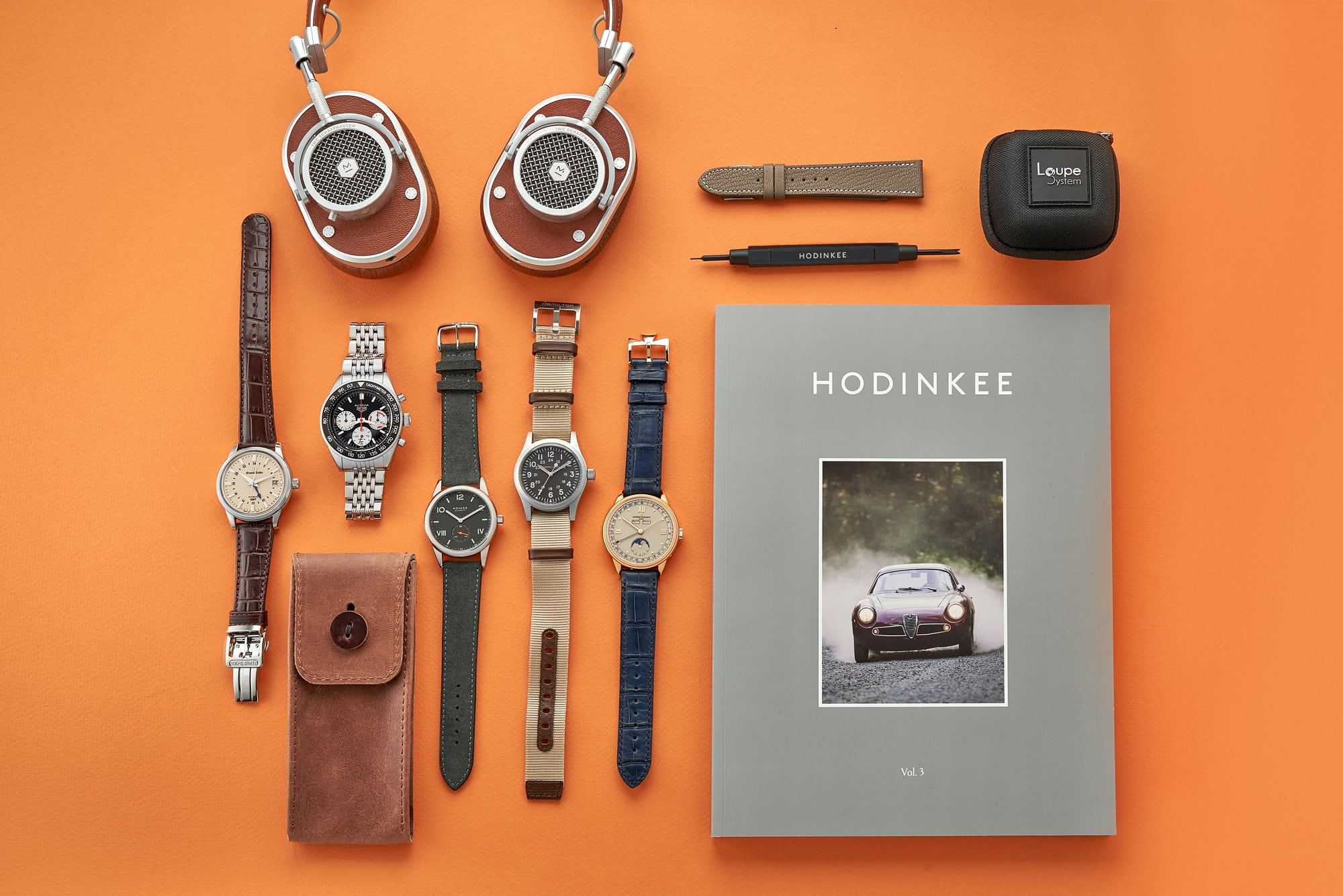 In The Shop - In The Shop: The 2018 HODINKEE Shop Holiday Gift Guide