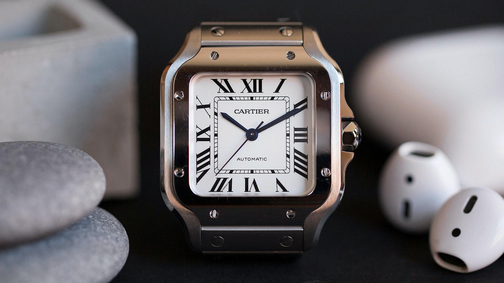 bdf546cb29c Business News  First-Half Watch Sales Rise At Richemont - HODINKEE