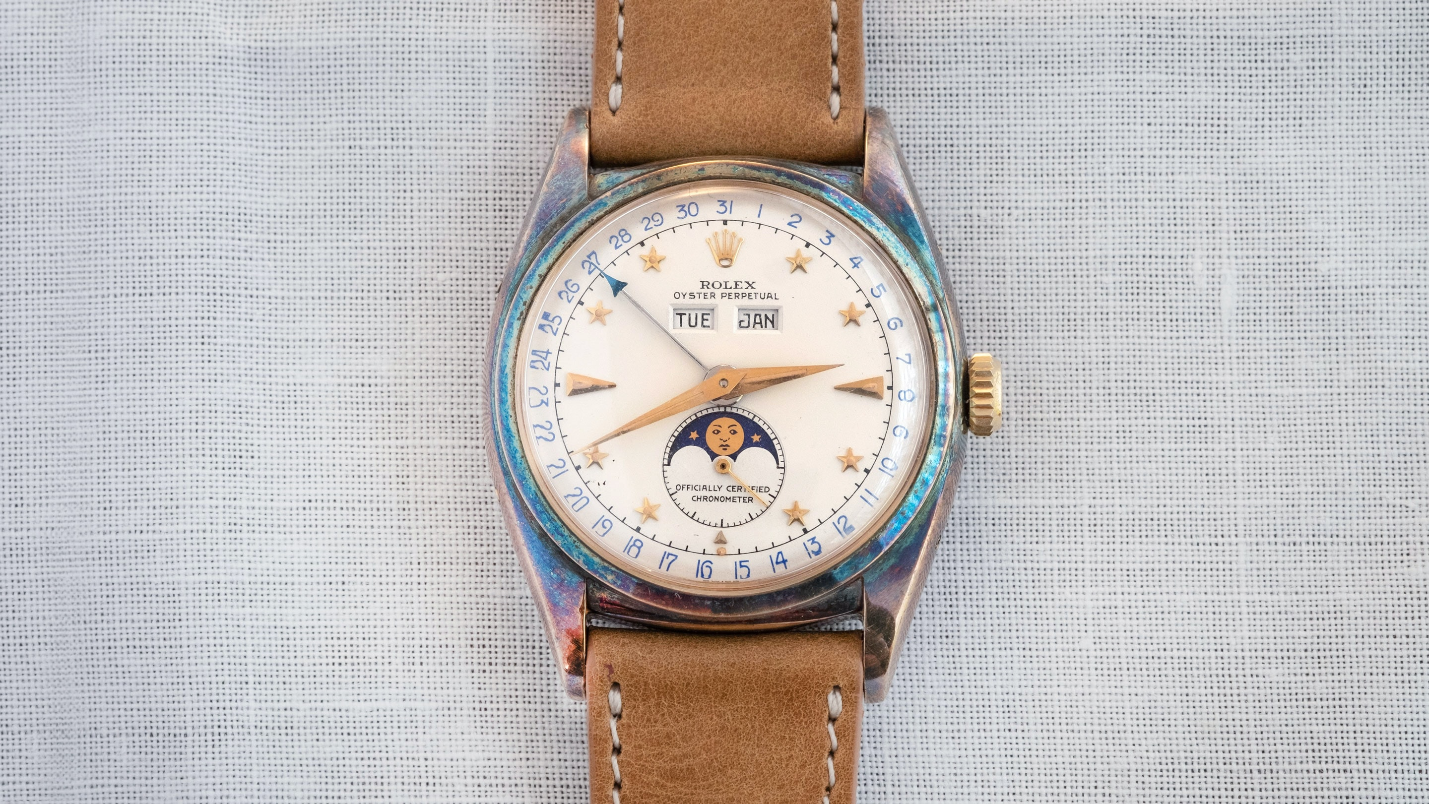Auction Report: The Rolex Ref. 6062 'Dark Star' Is The Coolest Watch Of This Week's New York Auctions