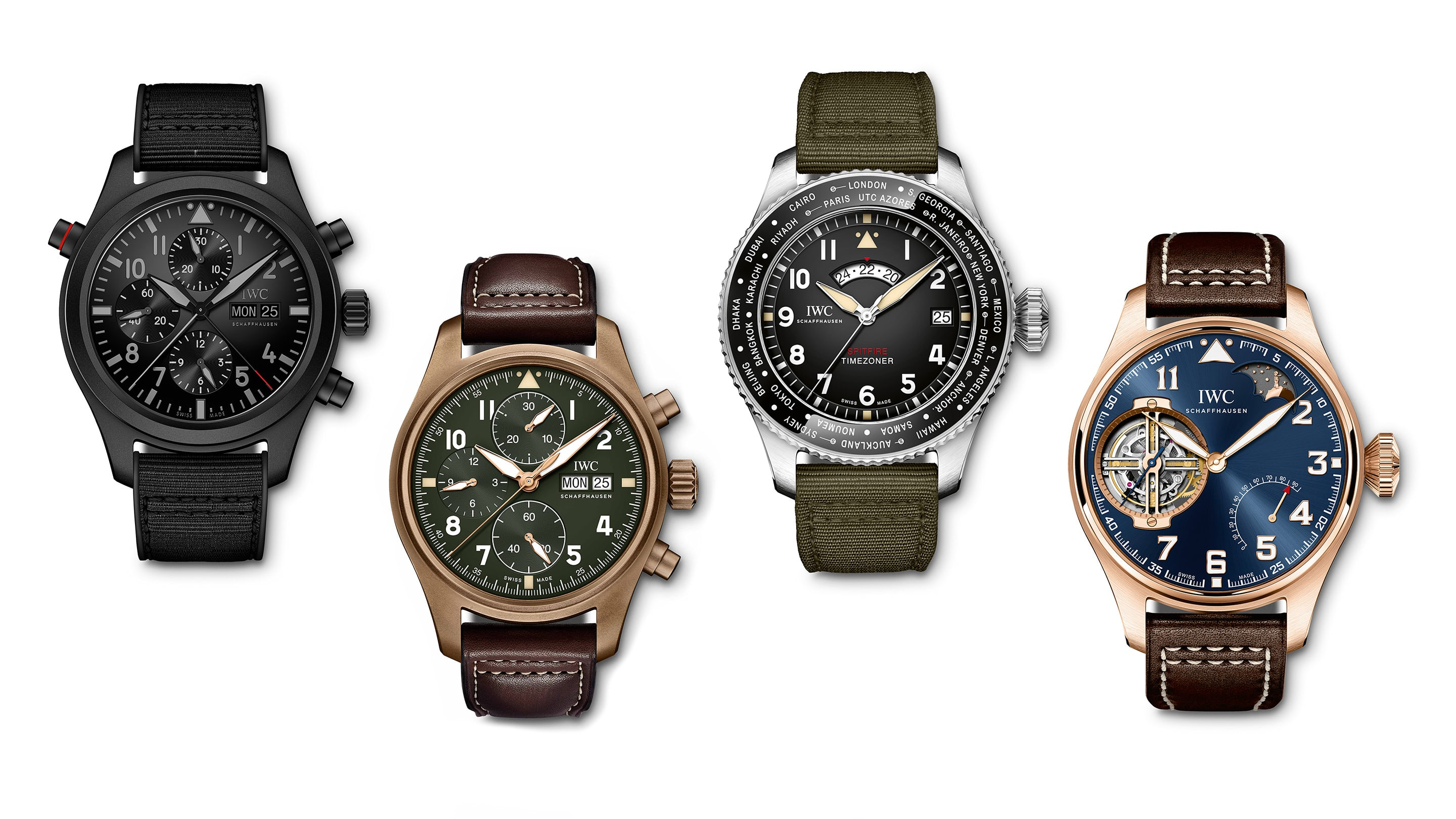 9cb2978289e Introducing  Four New Pilot s Watches From IWC s SIHH 2019 Line-Up -  HODINKEE