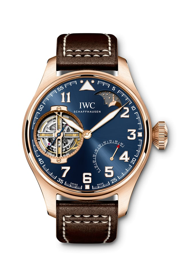 53681bac8bc Introducing  Four New Pilot s Watches From IWC s SIHH 2019 Line-Up ...