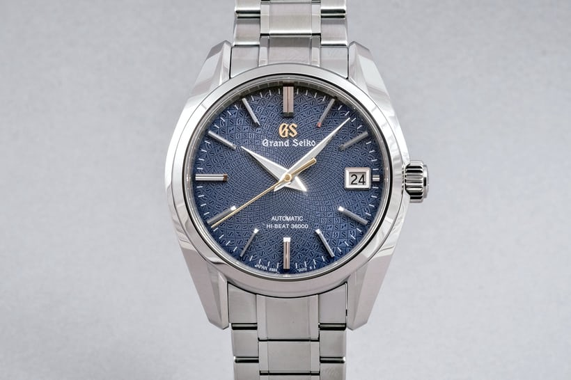 a6242236d61 Seiko has made a strategic decision to focus on the development of its  high-end Grand Seiko line in the United States. (Shown