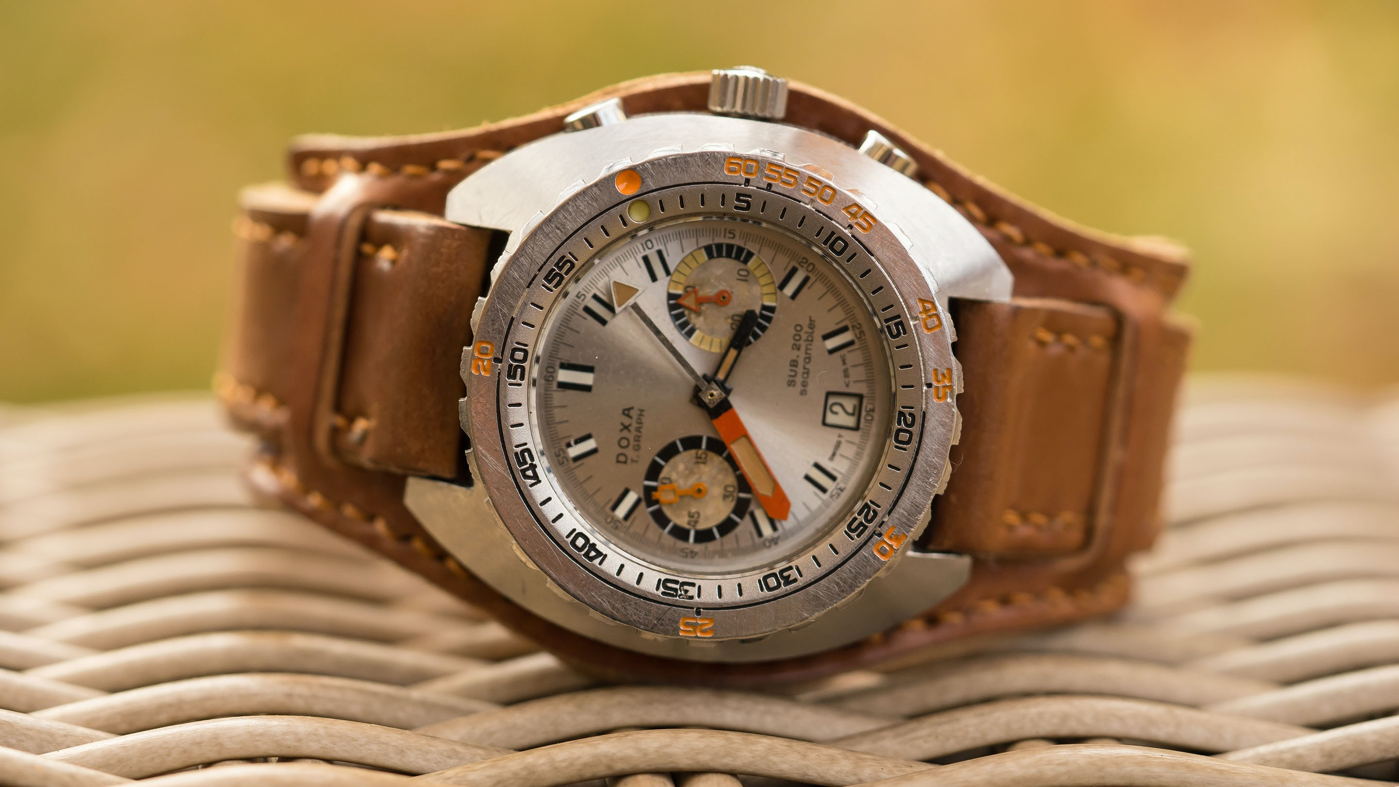 1de409244 Editorial: The Case For Bund Straps - HODINKEE