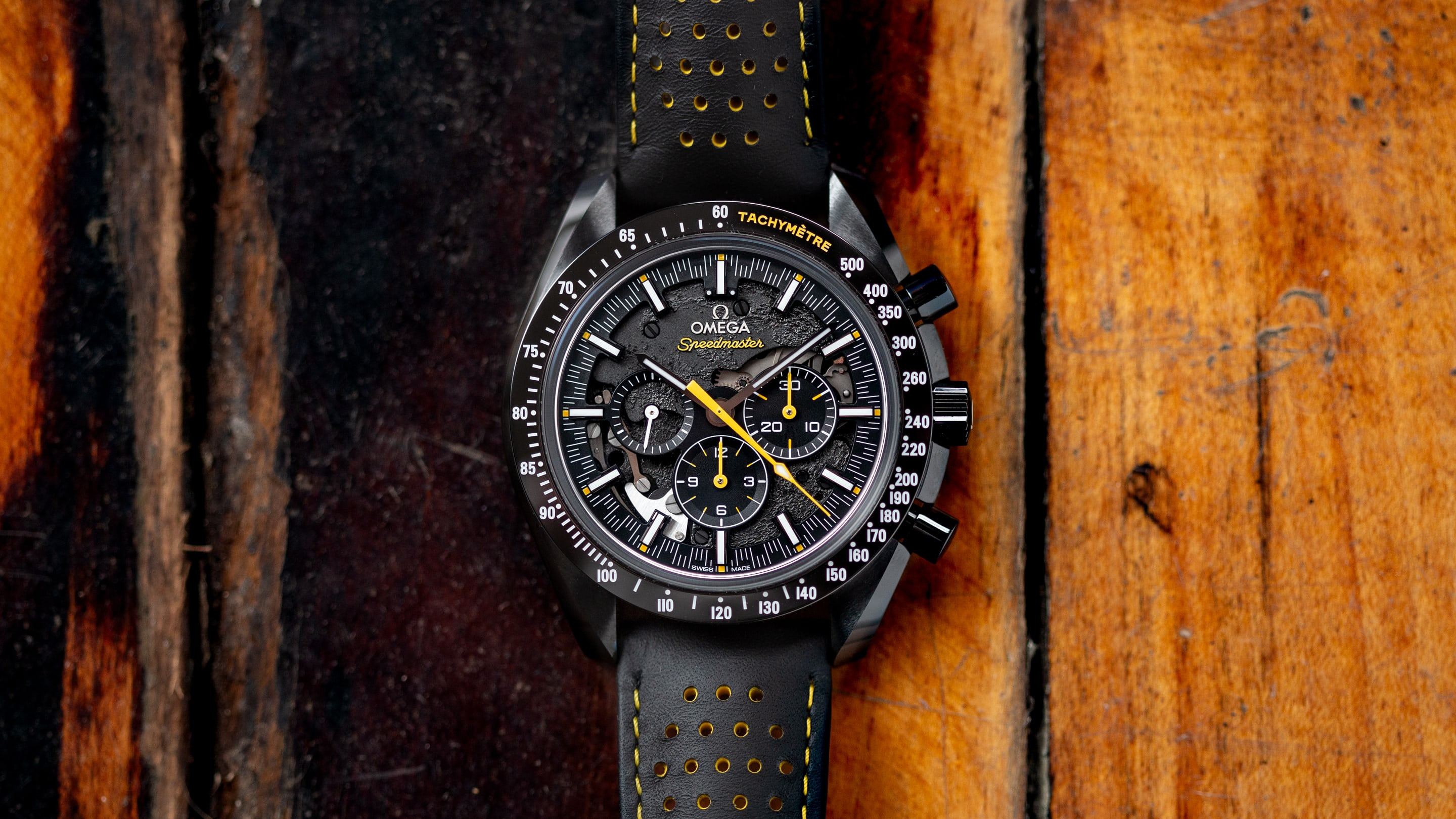 cecf0e1d2069 Review  Omega Speedmaster Moonwatch Apollo 8 Dark Side Of The Moon -  HODINKEE