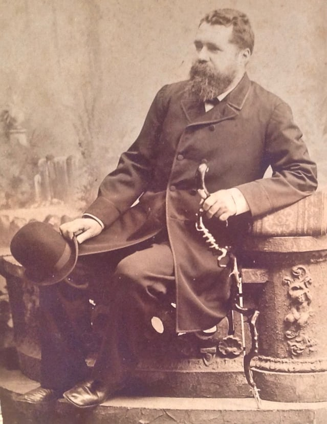 James Arthur (1842-1930)