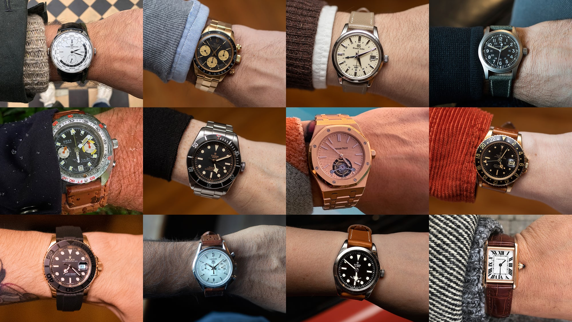 Year In Review: The Watch I Wore Most In 2018, By Members Of The HODINKEE Team