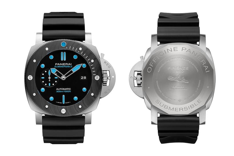 Introducing: The Panerai Submersible BMG-TECH 47mm - HODINKEE