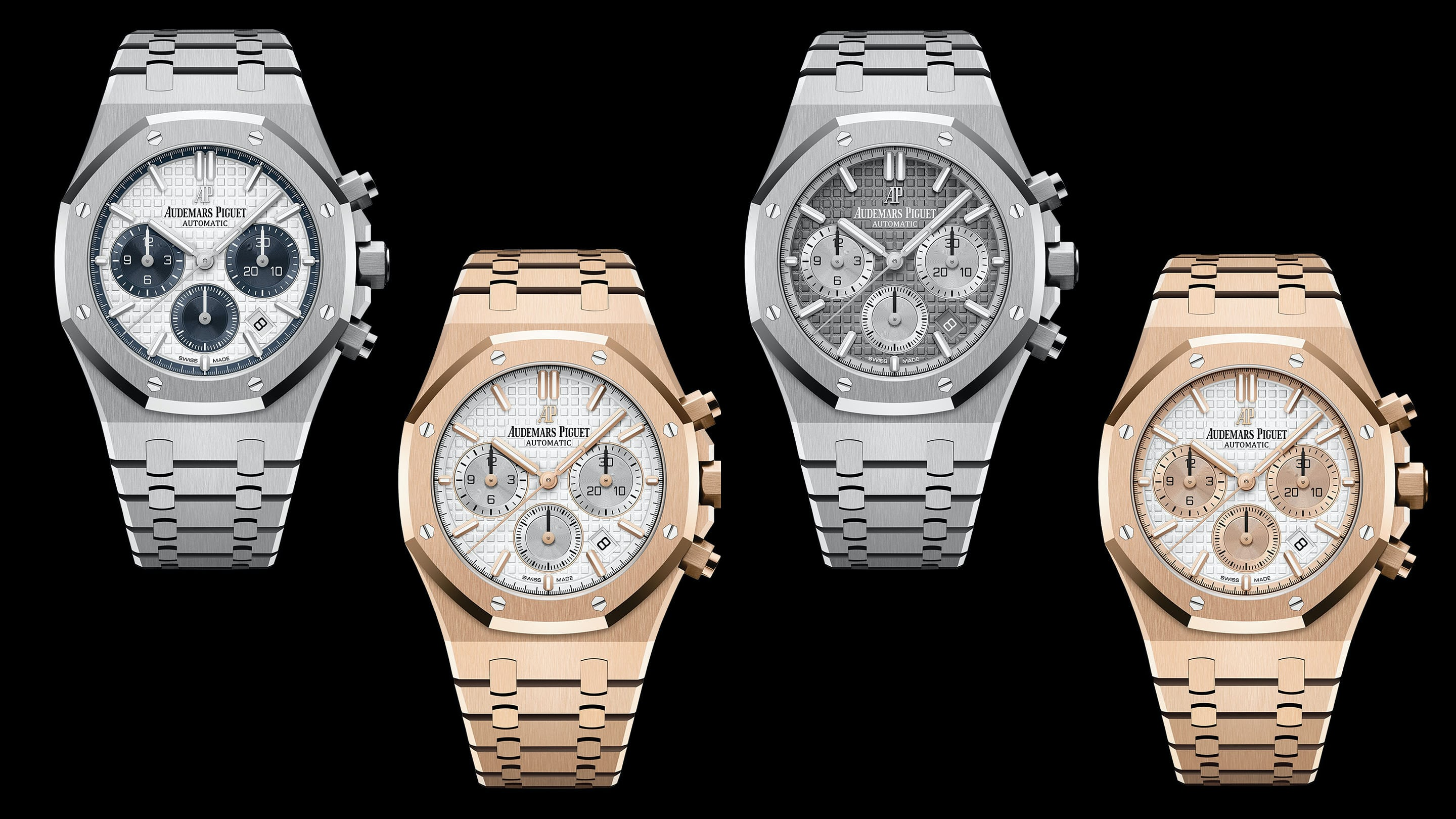 4376edfb5bd02 Introducing  The Audemars Piguet Royal Oak Chronograph In 38mm ...