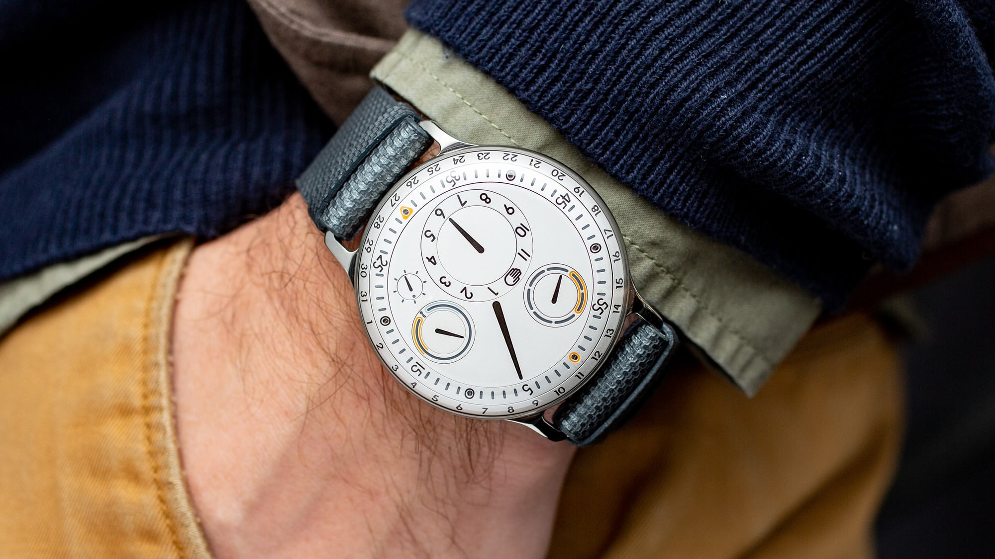 Hands-On: The Ressence Type 3W