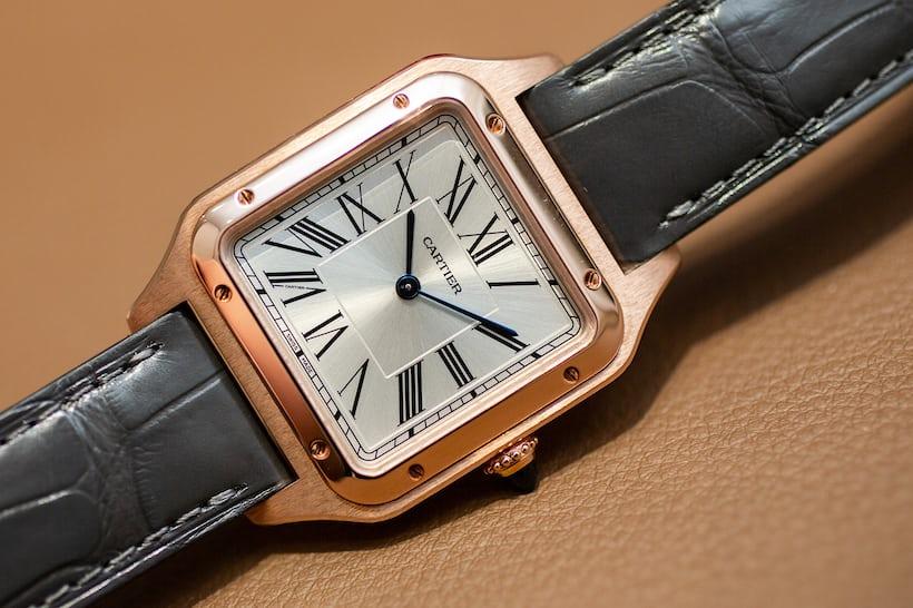 a1e2e5ba40572 Hands-On: The Cartier Santos-Dumont - HODINKEE