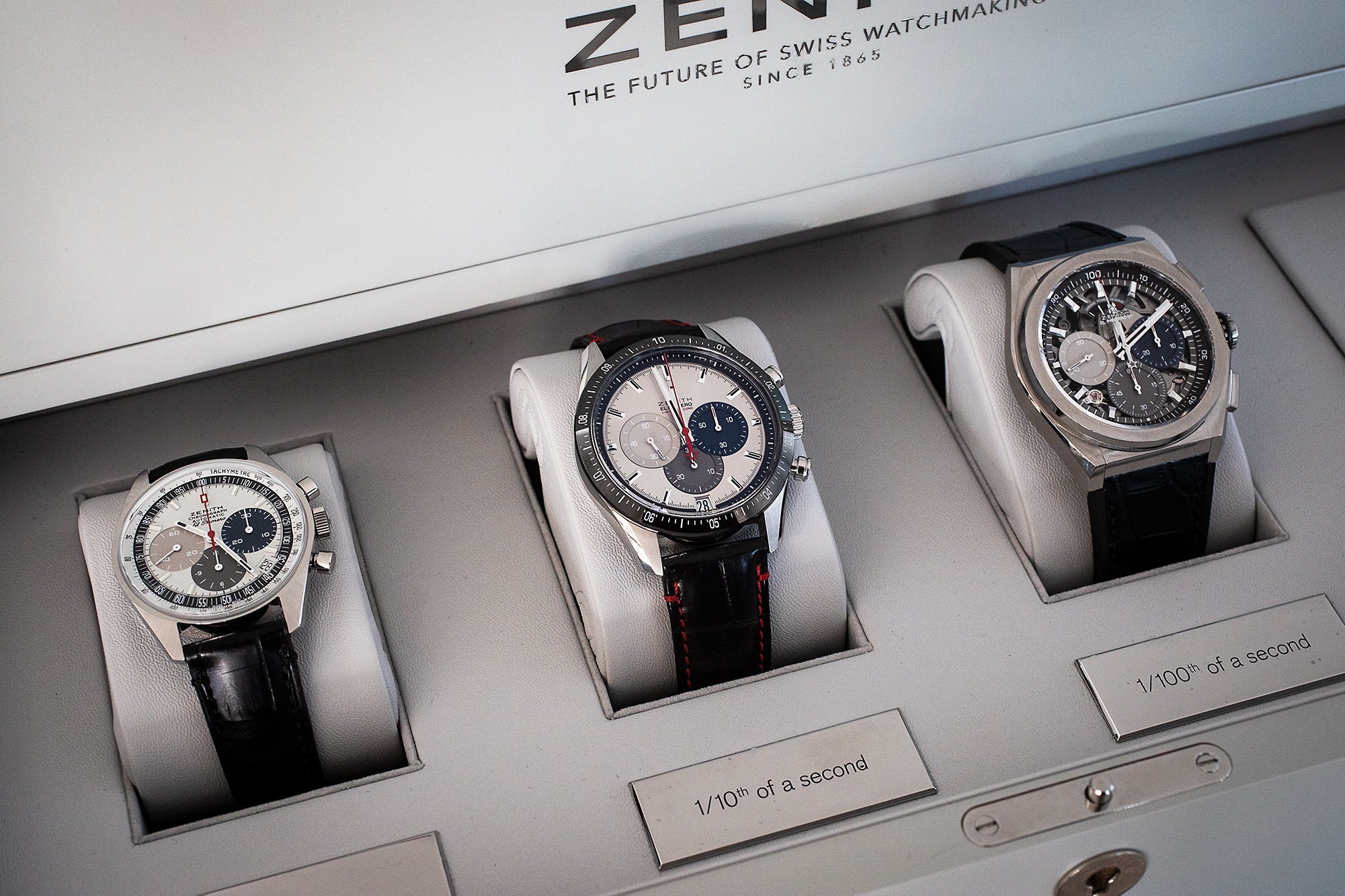 Zenith Baselworld 2019 Watch Releases