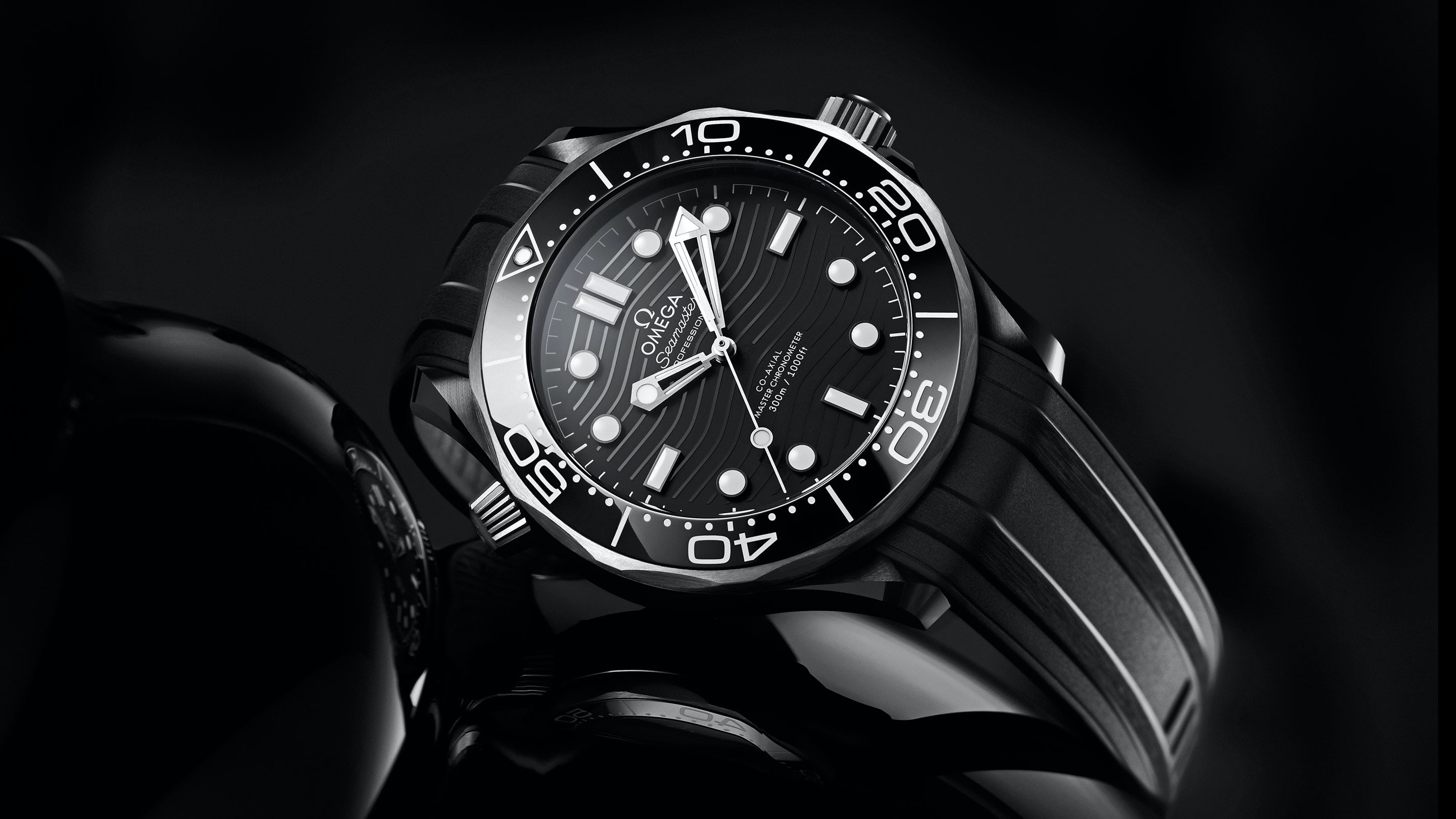 2e77103dd20 Introducing  The Omega Seamaster Diver 300M In Ceramic And Titanium -  HODINKEE