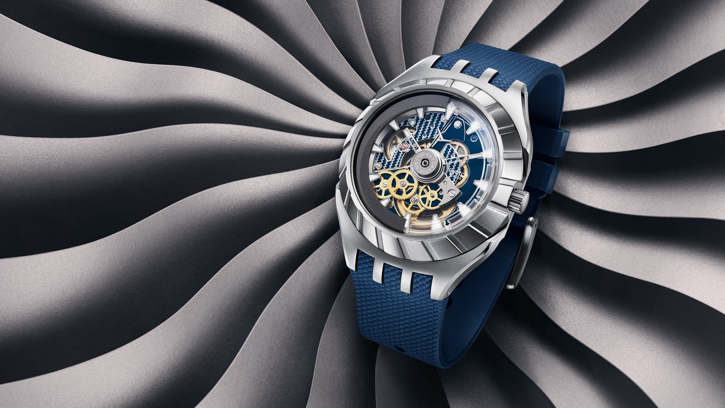 Introducing: The Swatch Flymagic