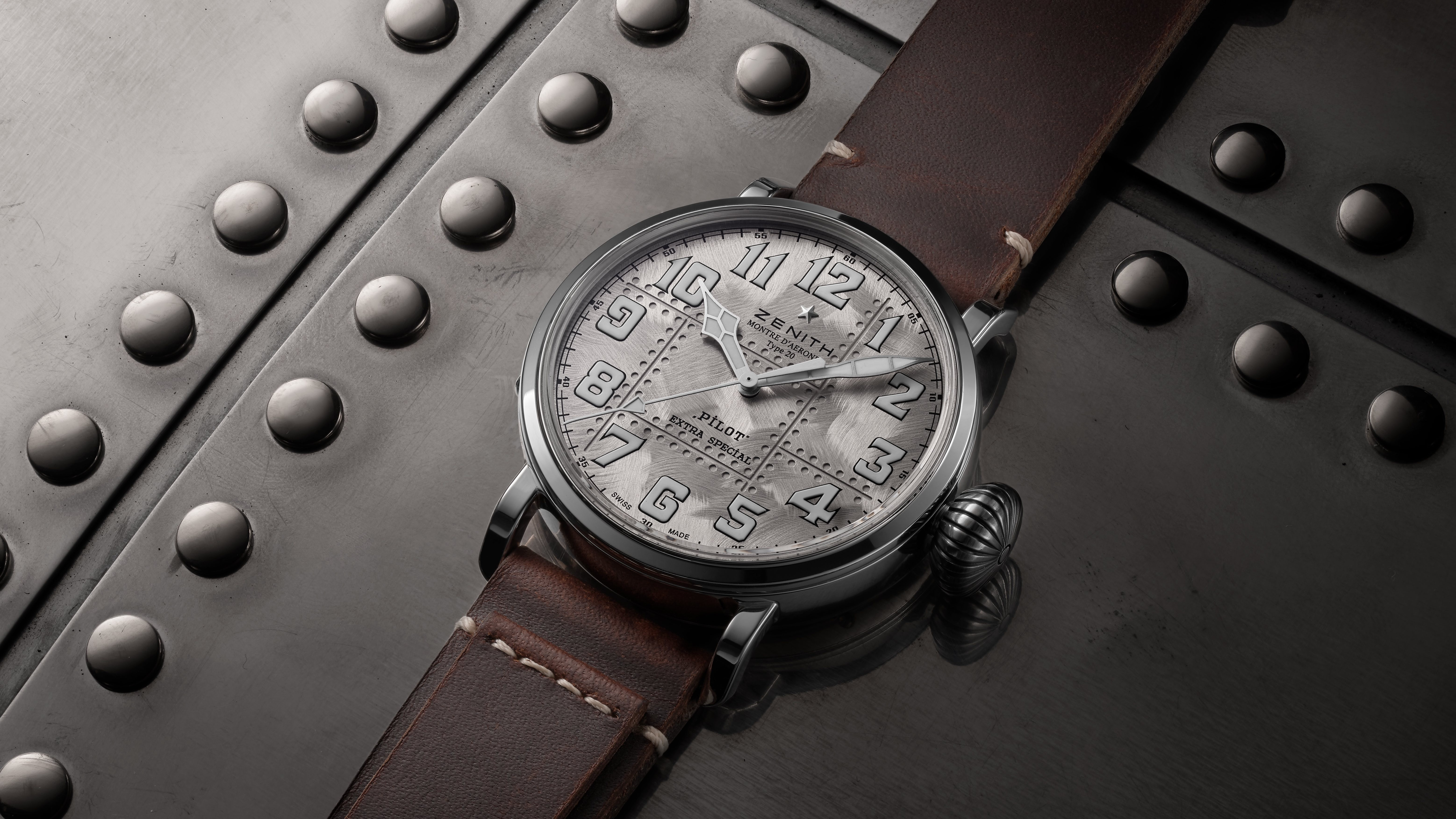 f14bd3c739e Introducing  The Zenith Pilot Type 20 Extra Special Silver - HODINKEE
