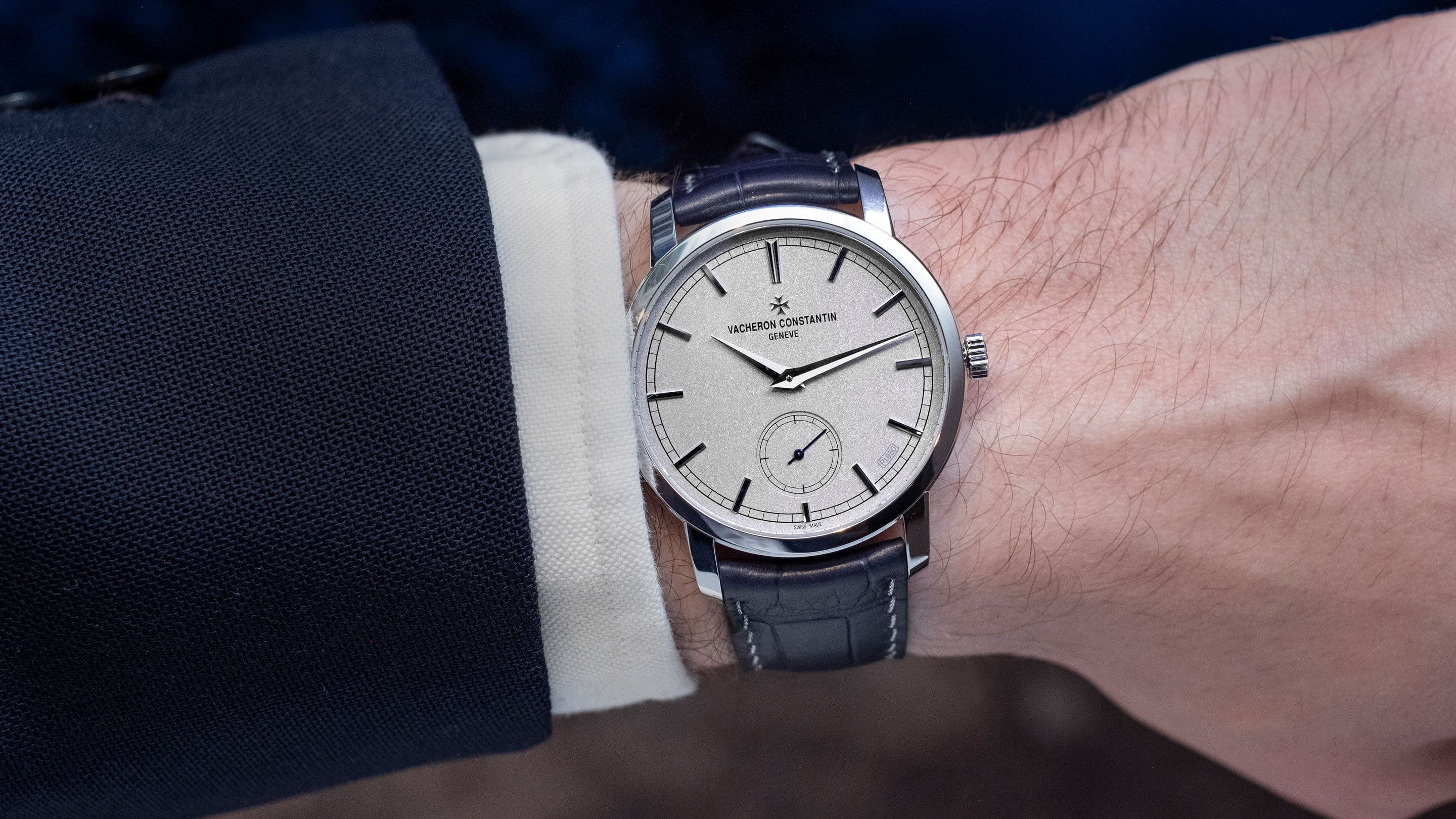Hands-On: The Vacheron Constantin Traditionnelle Manual