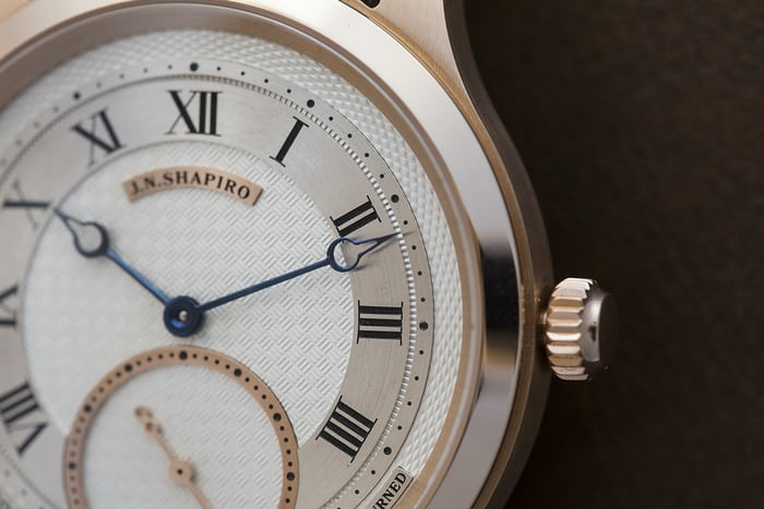 The Infinity Series From J.N. Shapiro Watches
