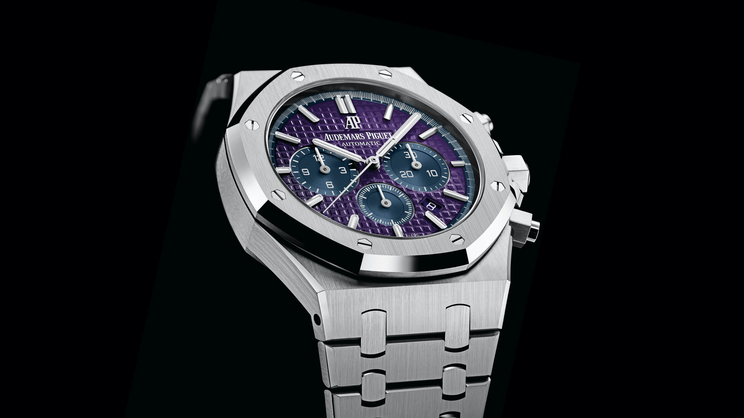 Auction Report: Audemars Piguet Will Sell A Unique Royal Oak Chronograph To Benefit Clean Water Charity One Drop