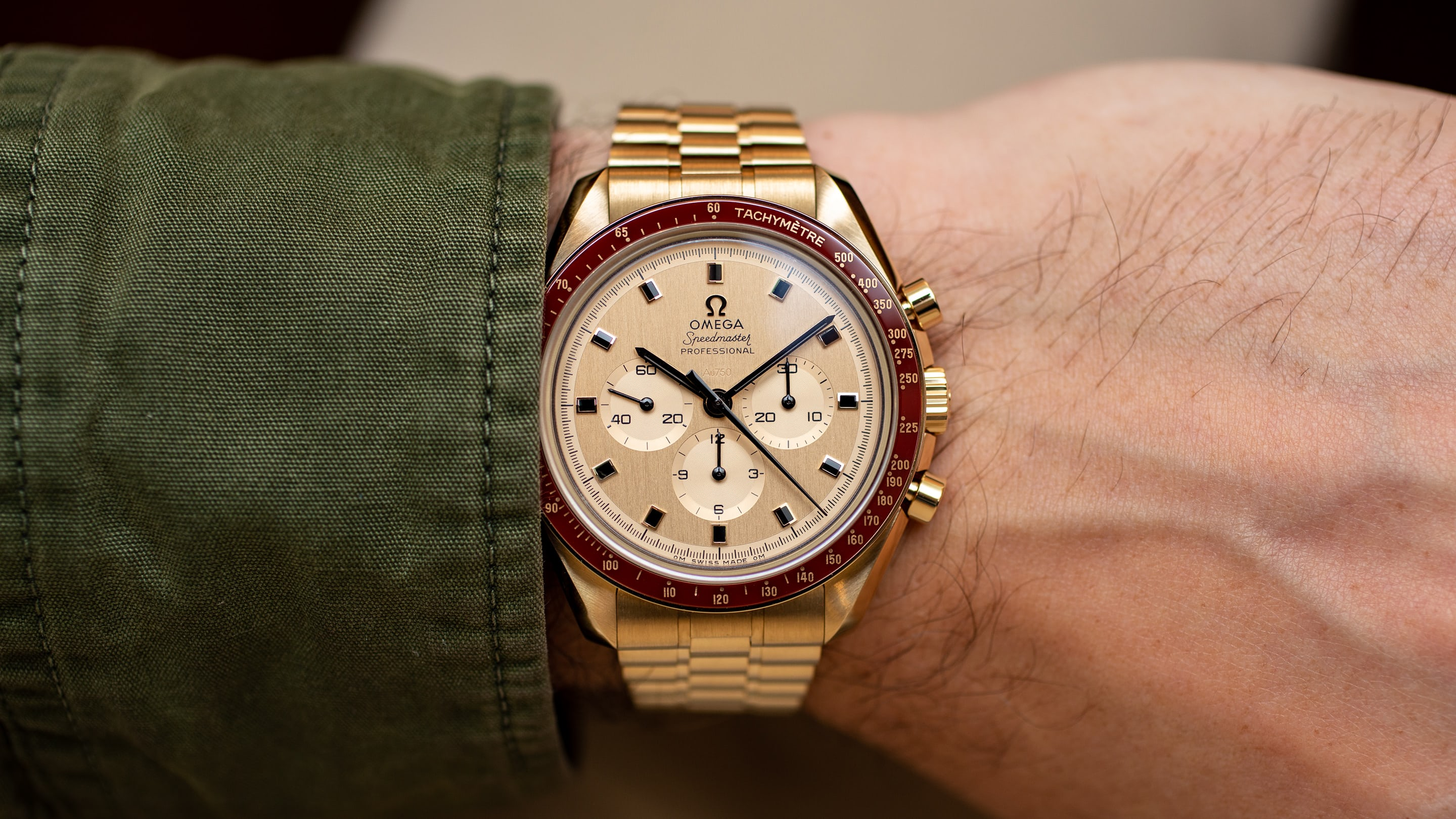 Introducing The Omega Speedmaster Apollo 11 Anniversary Limited