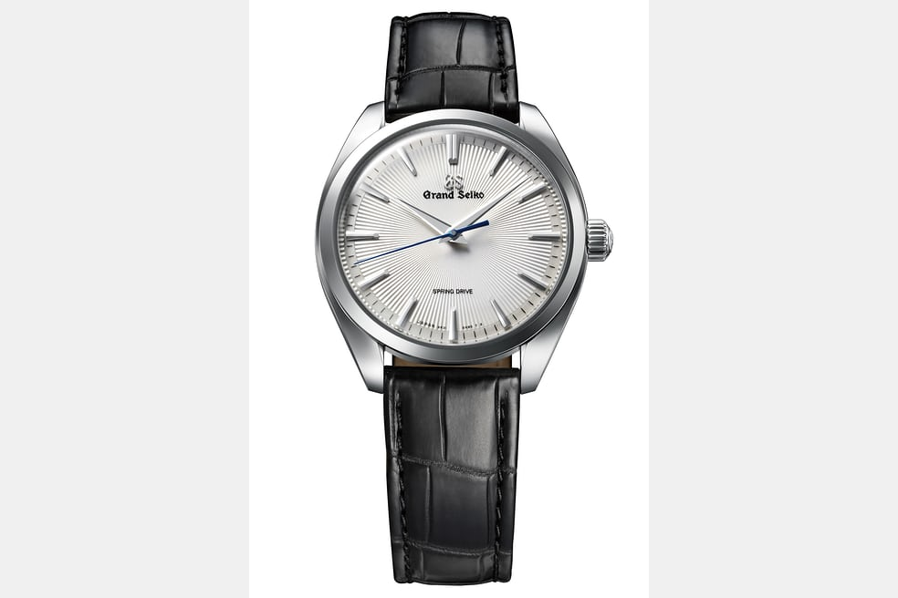 Introducing The Grand Seiko 20th Anniversary Of Spring
