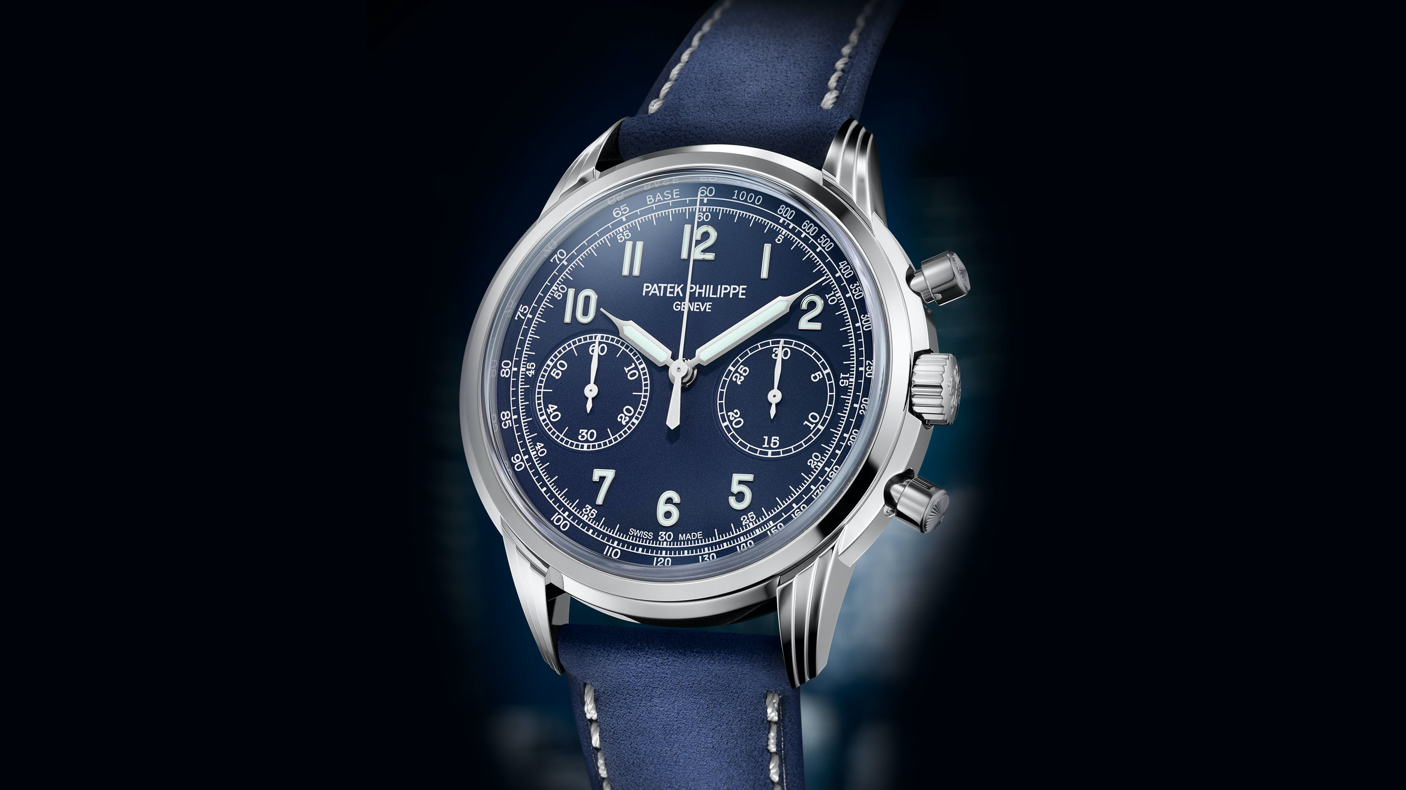 Introducing The Patek Philippe 5172g Chronograph Hodinkee
