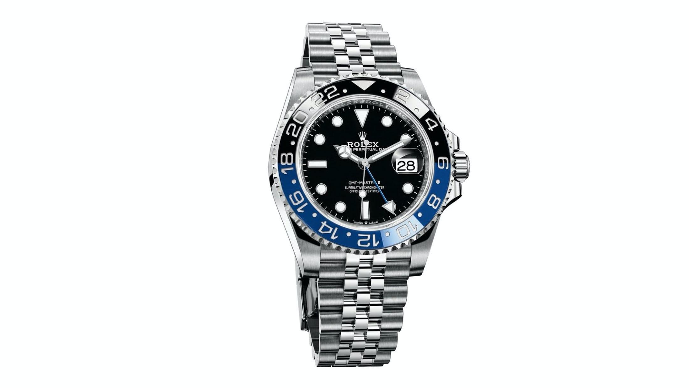 1107791d74e7b Introducing: The Rolex GMT-Master II Ref. 126710 BLNR, An Updated 'Batman'  With Jubilee Bracelet & Caliber 3285 - HODINKEE