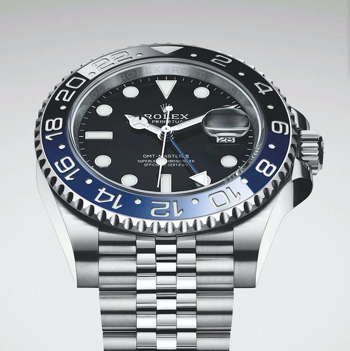 9ea6cf943a3 Introducing  The Rolex GMT-Master II Ref. 126710 BLNR