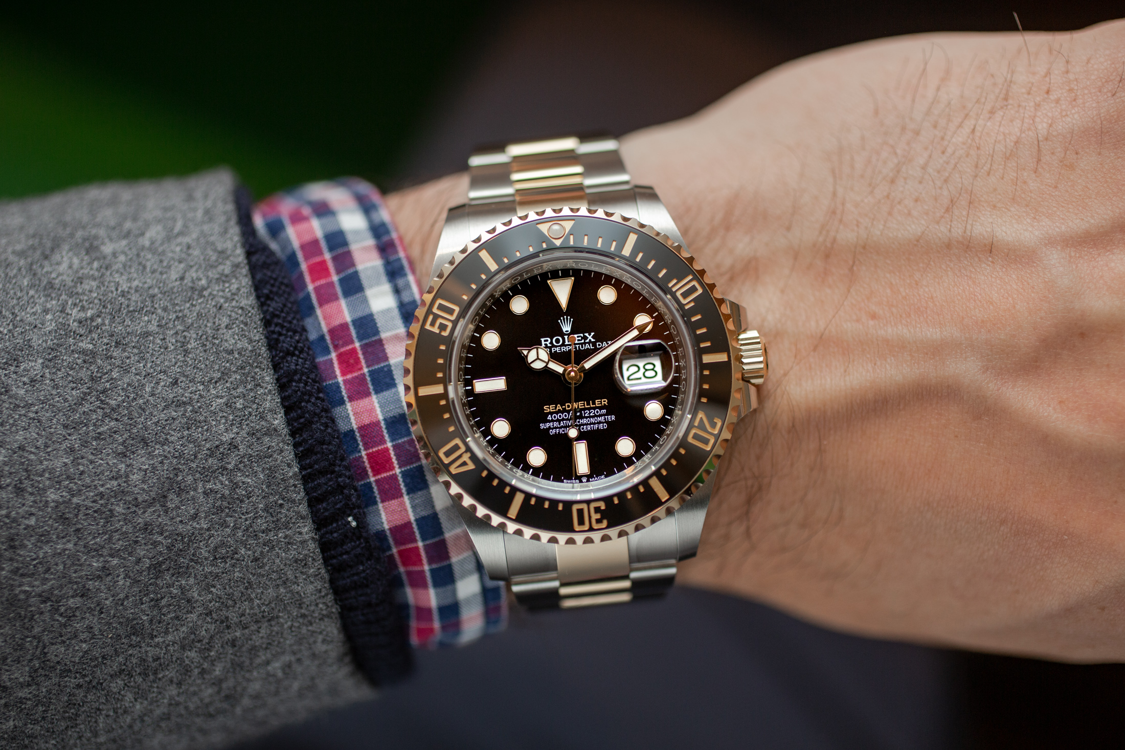018ed3e82 Rolex Baselworld 2019 teaser. Any thoughts? - Page 7