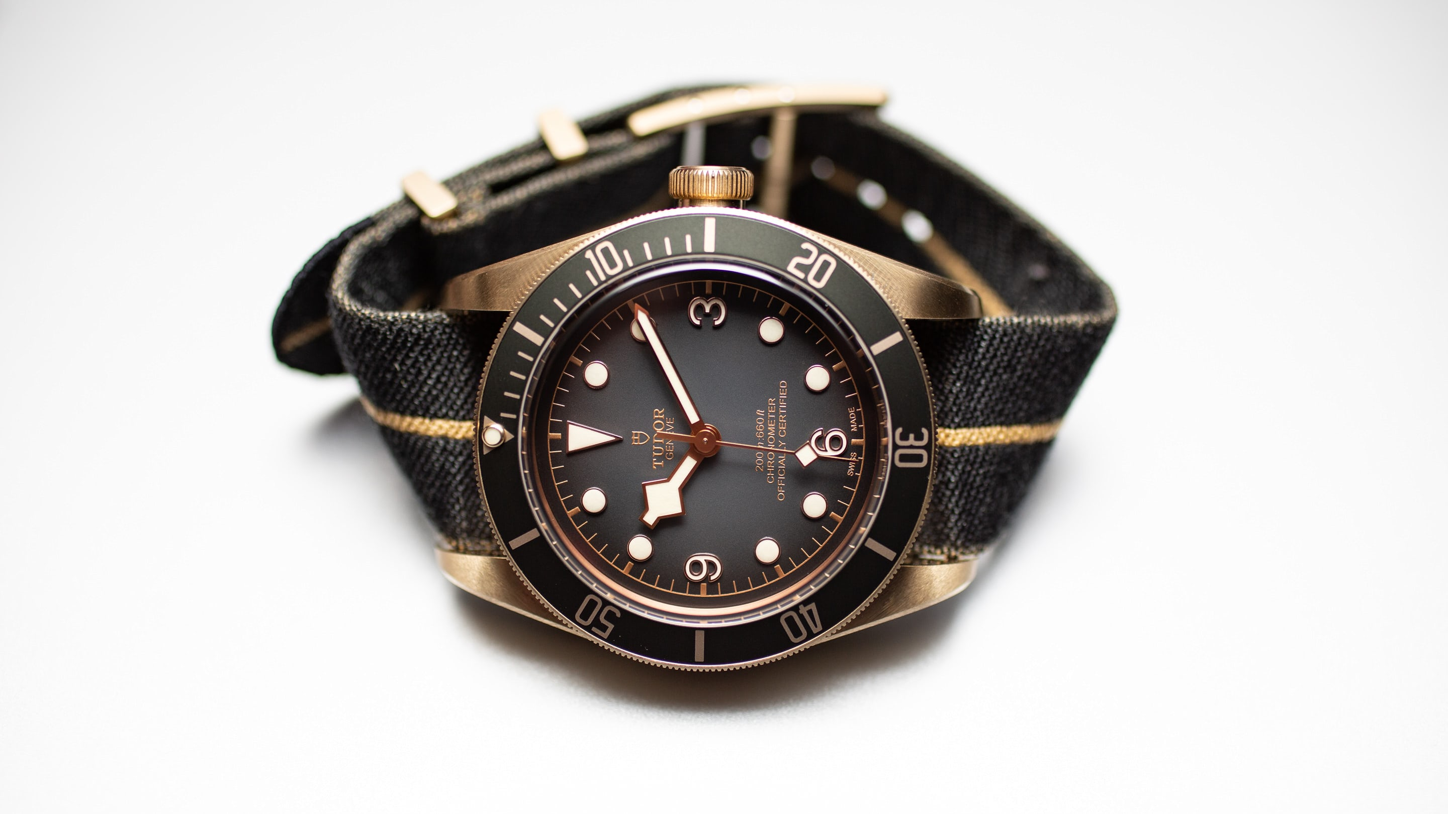 Introducing The Tudor Black Bay Bronze With Slate Grey Dial Live