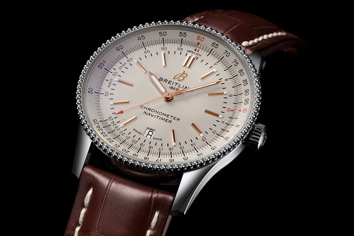 Introducing The Breitling Navitimer 1 Automatic 41 Hodinkee