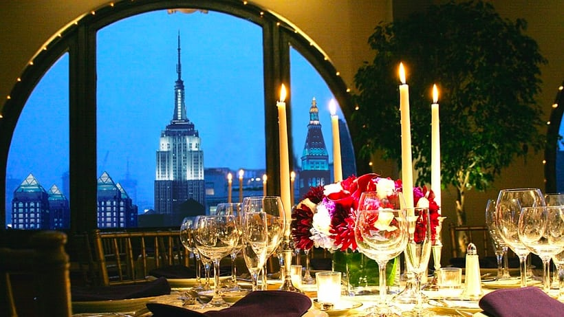 The Manhattan Penthouse, venue for HSNY's 2019 Gala & Charity Auction