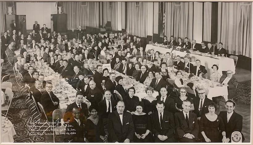 HSNY's 1960 Gala