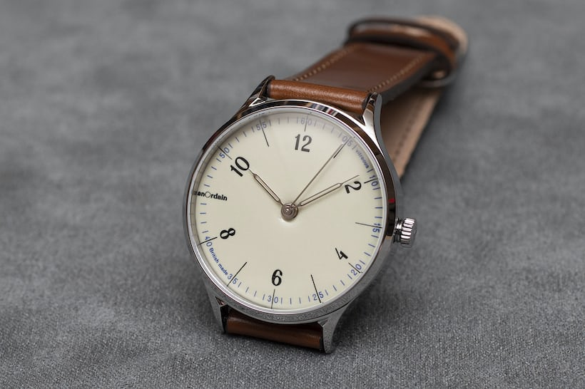 The Value Proposition: The Anordain Model 1 - HODINKEE