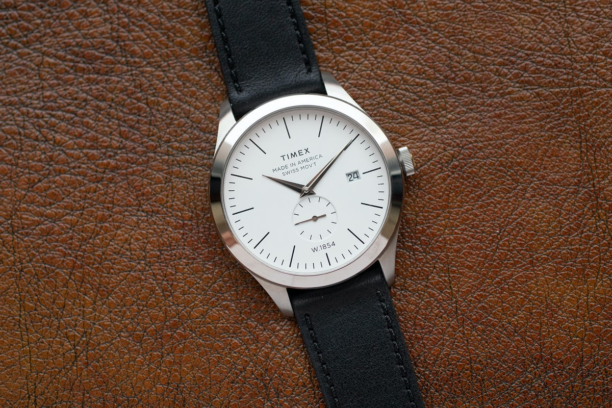 Introducing The Timex American Documents Series Hodinkee