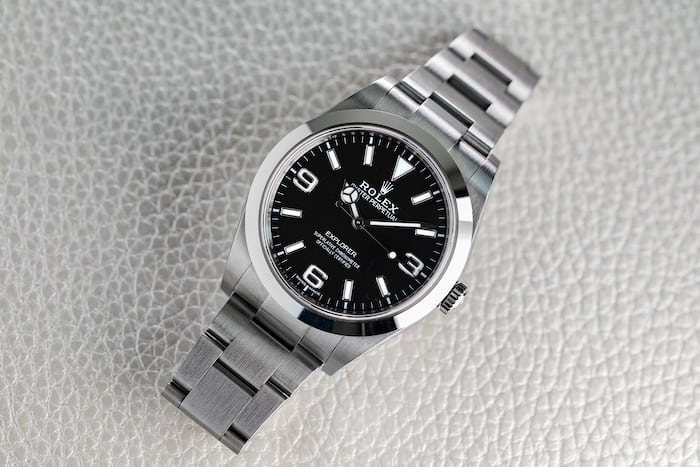 A Week On The Wrist The Rolex Explorer Reference 214270 Hodinkee