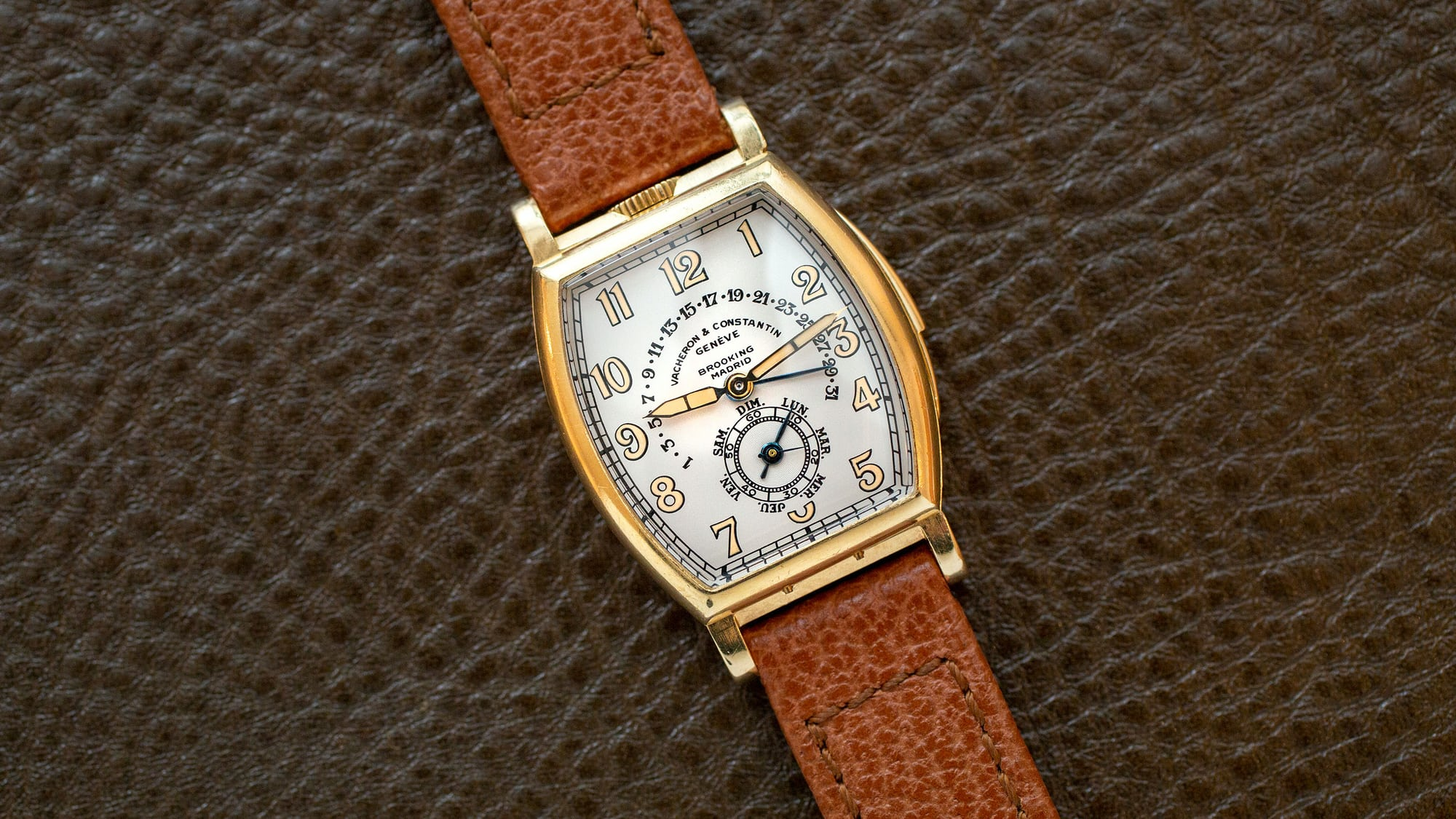 Hands-On: The Unique 1930s Vacheron Constantin Minute Repeater With Retrograde Calendar For Sale At Phillips