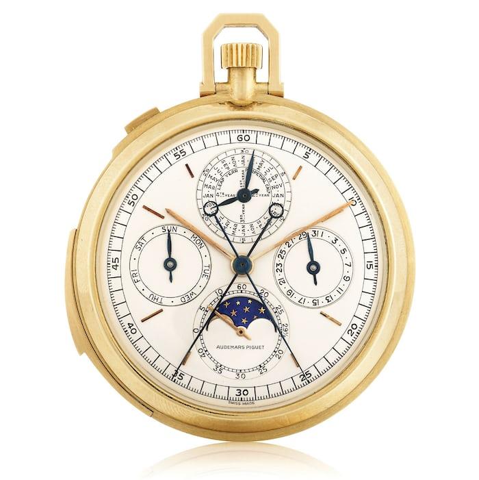 Audemars Piguet Grand Complication Pocket Watch