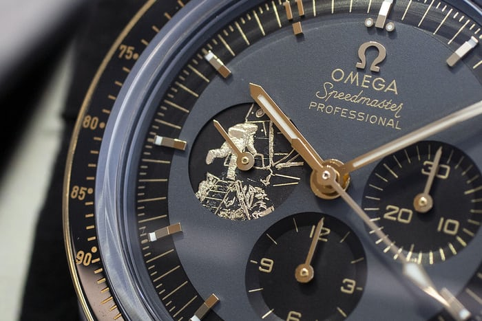 6634abfbebe Introducing: The Omega Speedmaster Apollo 11 50th Anniversary ...