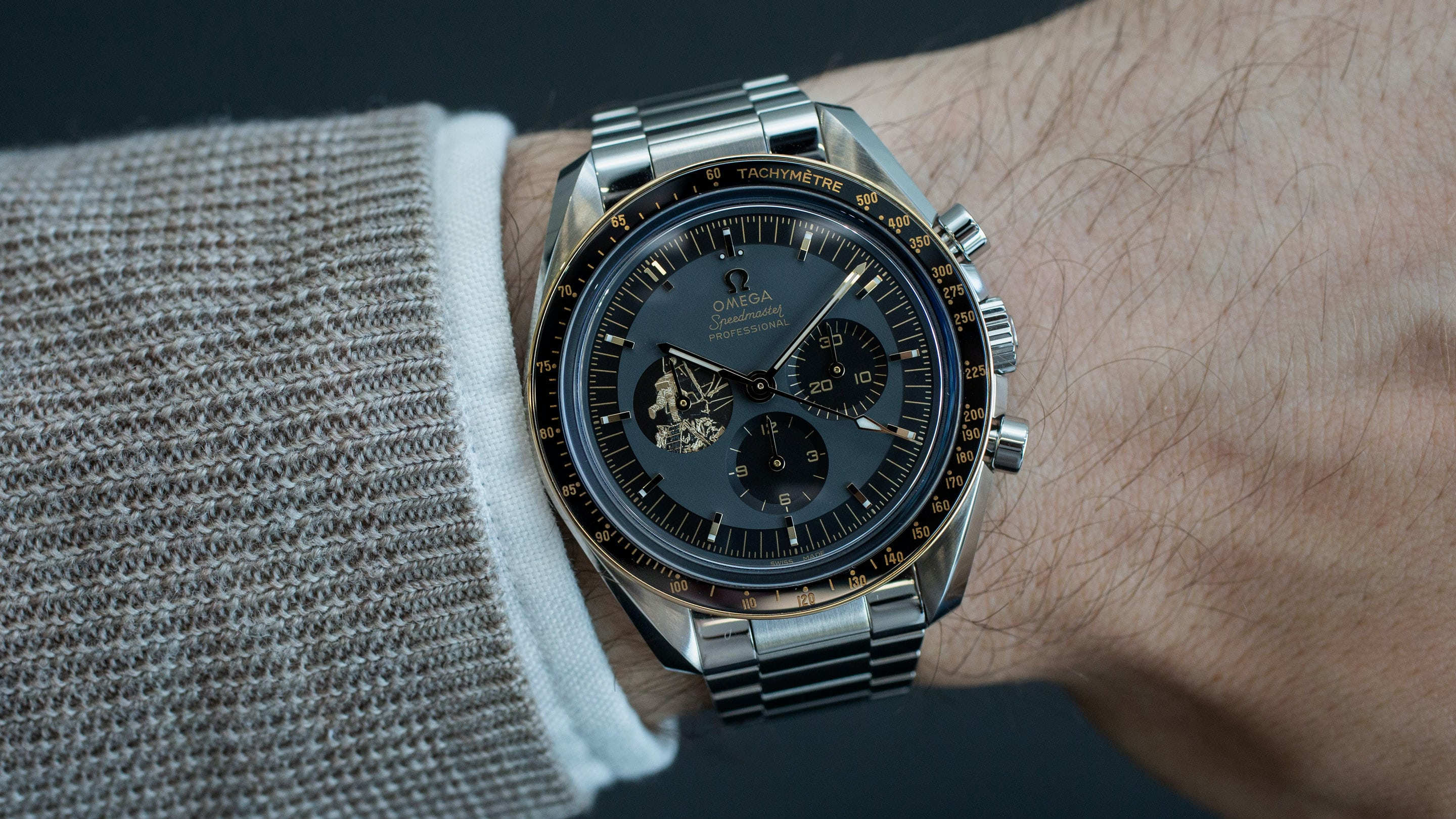 Introducing The Omega Speedmaster Apollo 11 50th Anniversary