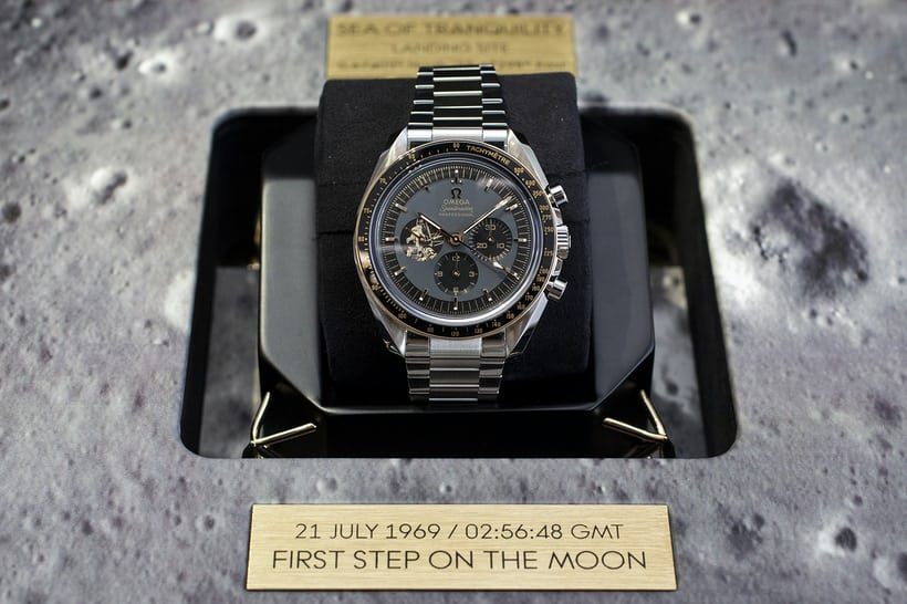 Introducing: The Omega Speedmaster Apollo 11 50th