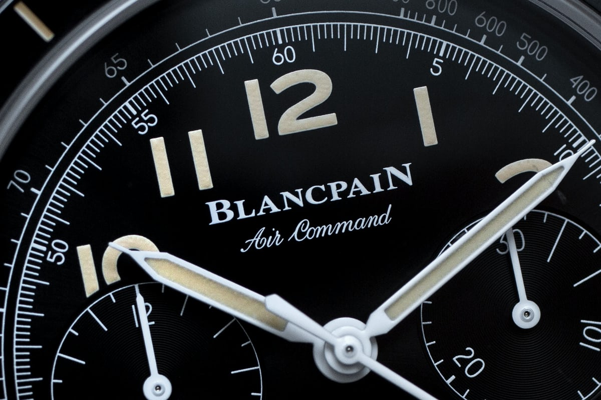 Introducing: The Blancpain Air Command Flyback Chronograph Limited