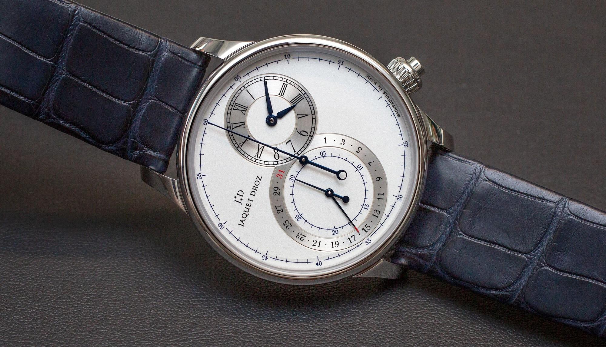 Introducing: The Jaquet Droz Grande Seconde Chronograph