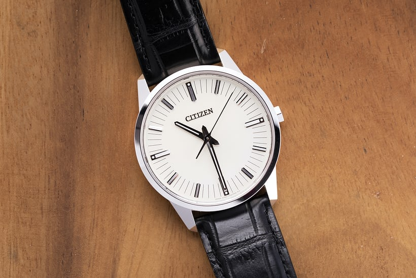 A Week On The Wrist: The Citizen Eco-Drive Caliber 0100, The Most