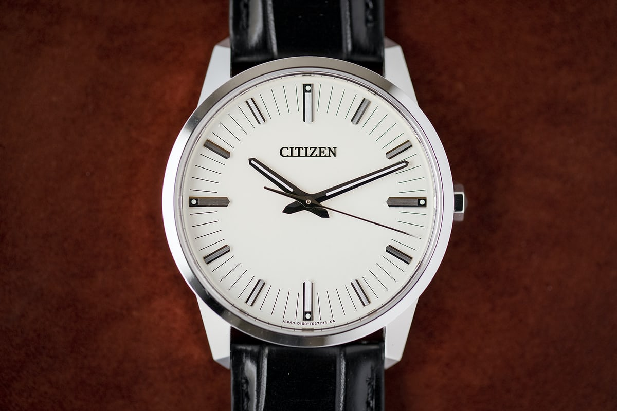 A Week On The Wrist The Citizen Eco Drive Caliber 0100 The