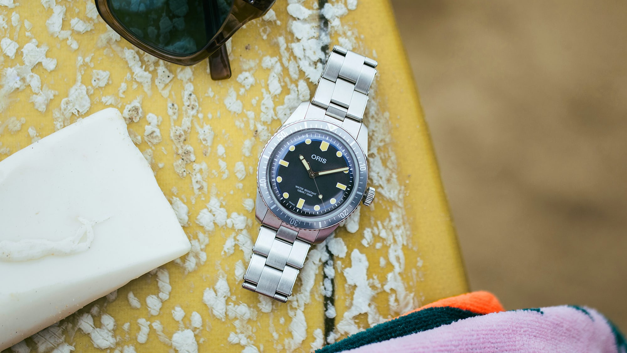 Introducing: The Oris Divers Sixty-Five Limited Edition For HODINKEE