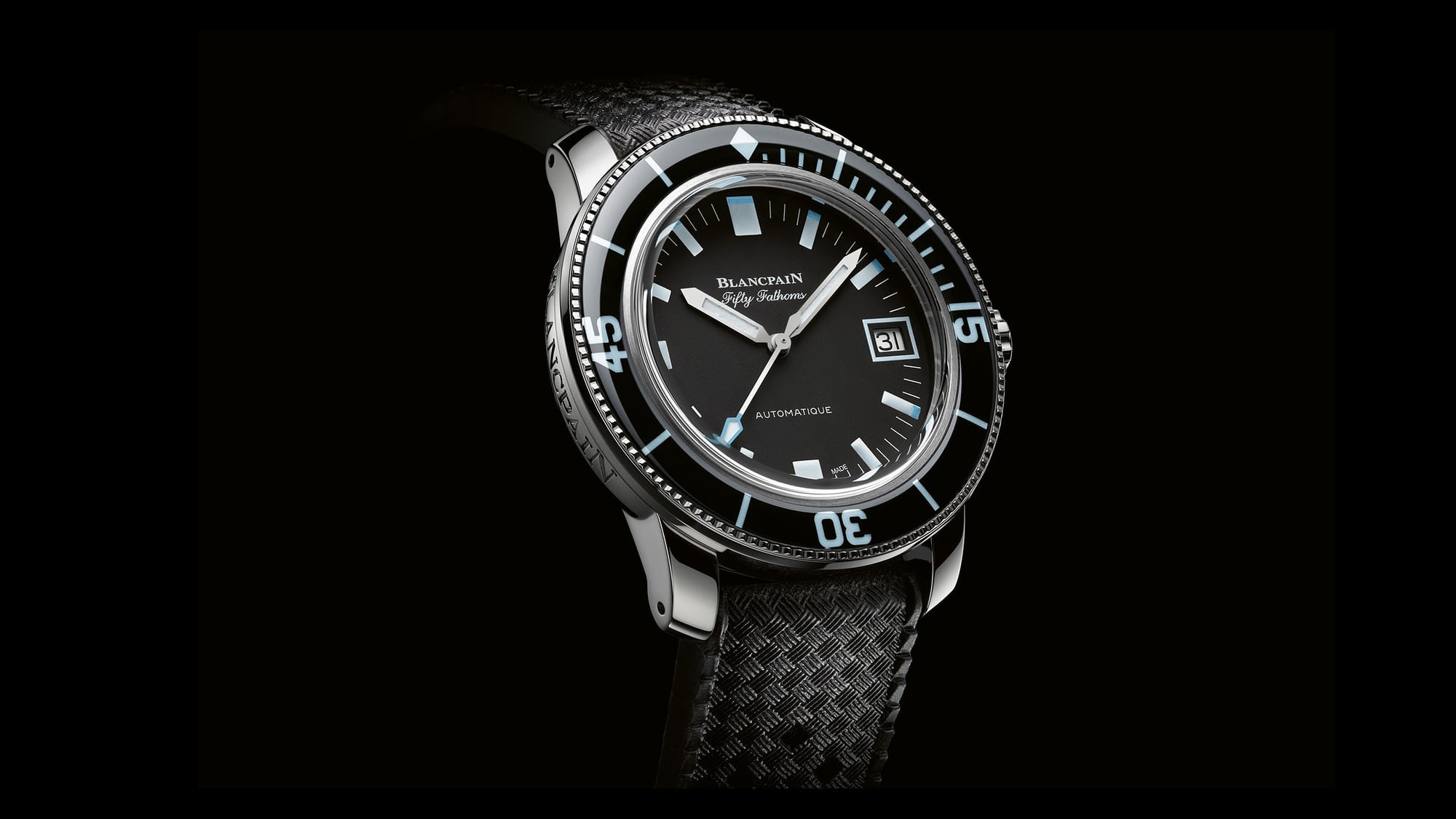 Introducing: The Blancpain Fifty Fathoms Barakuda Unique Piece For Only Watch 2019
