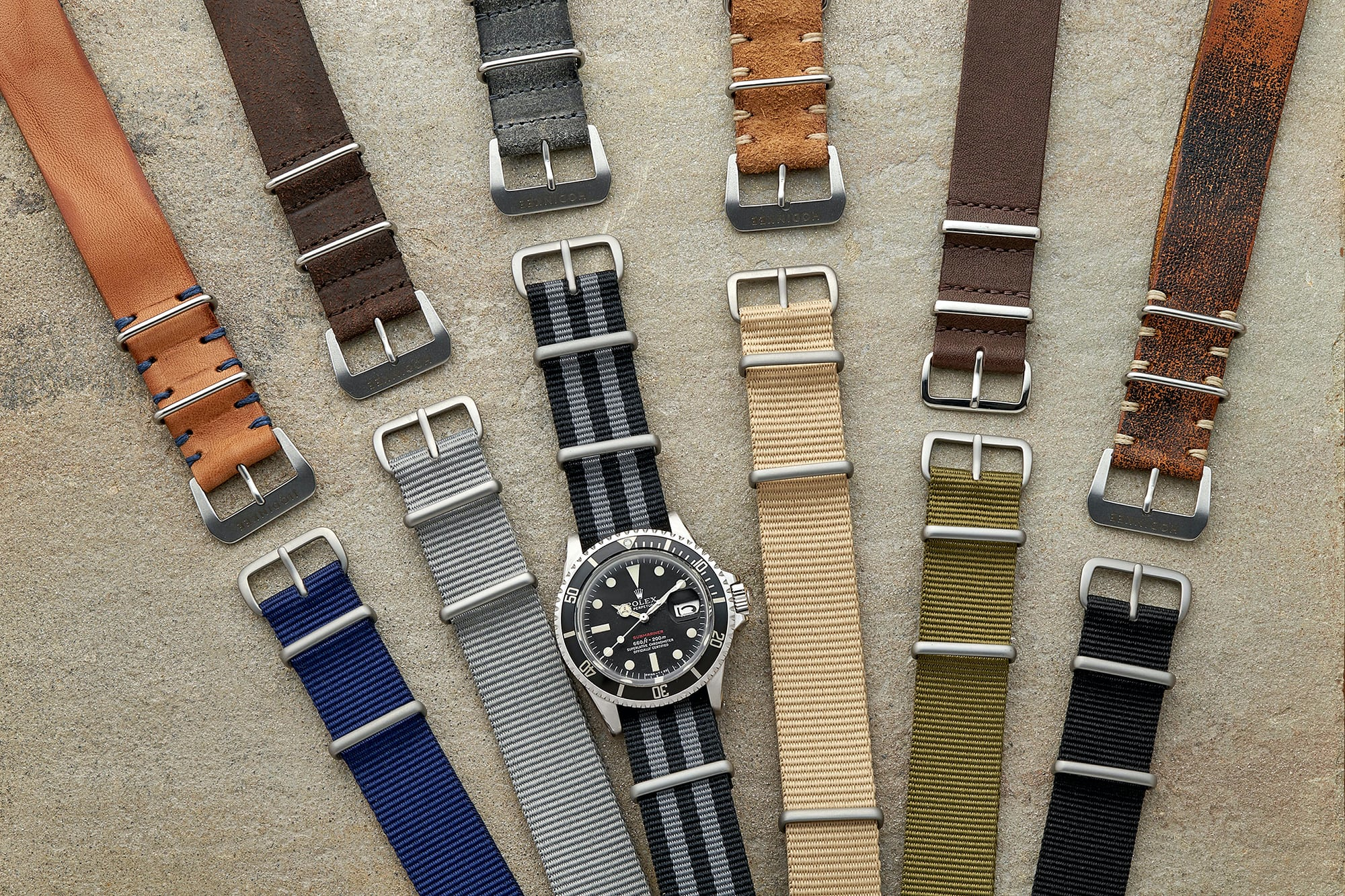 In The Shop - Dive Month: Diving In With The NATO Strap