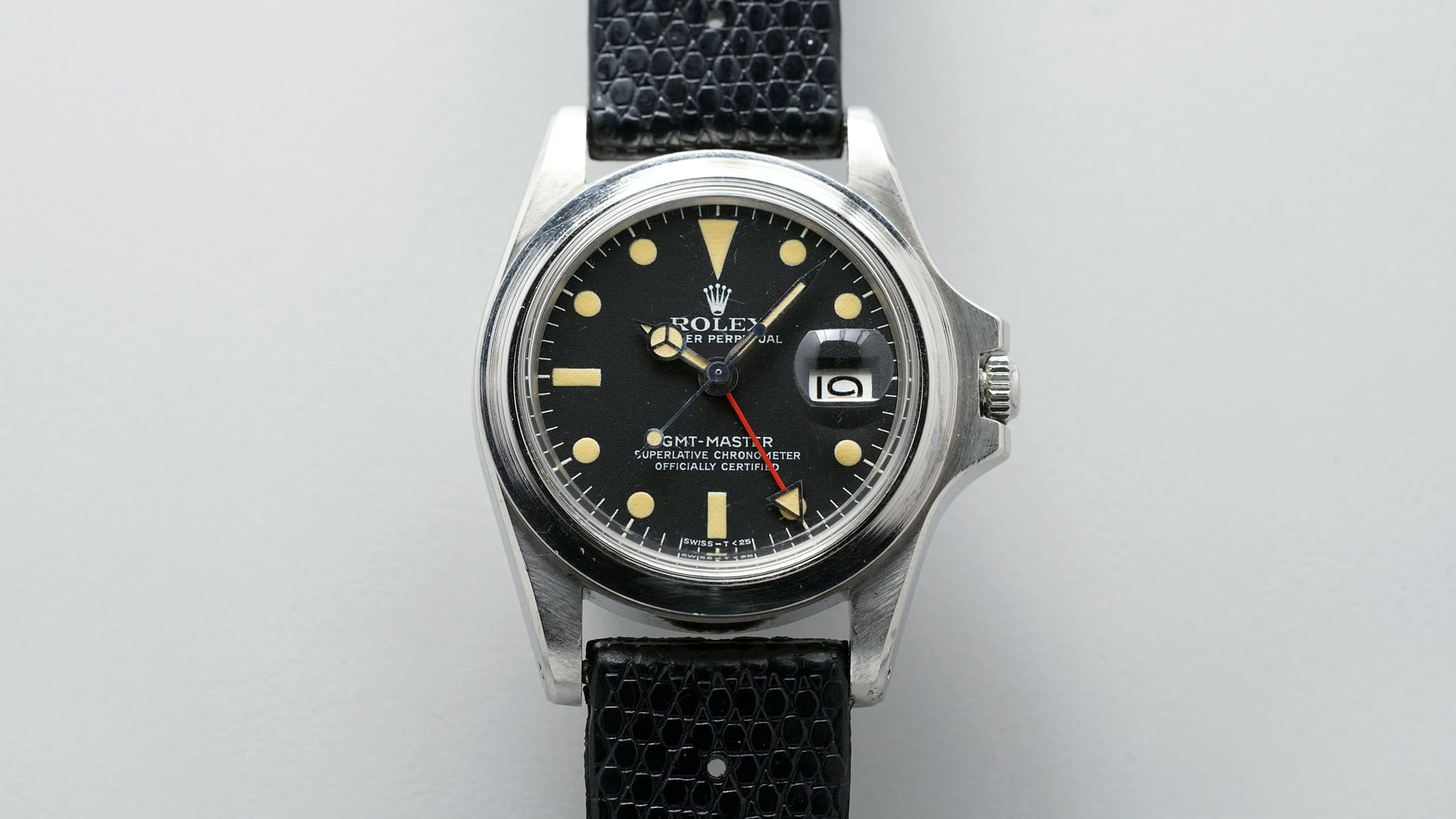 Breaking News: Marlon Brando's Rolex GMT-Master From 'Apocalypse Now' Will Be Auctioned At Phillips