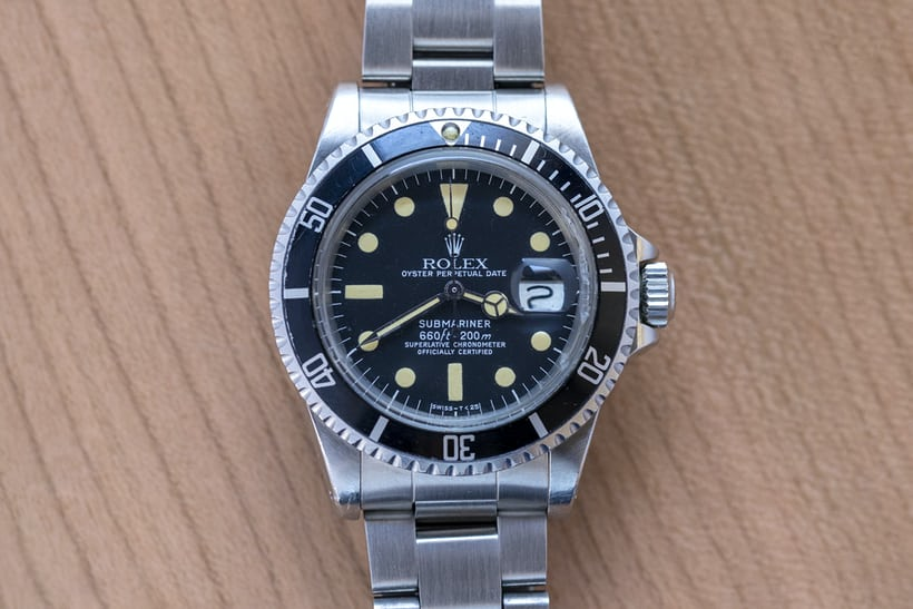 Reference Points: Understanding The Rolex Submariner - HODINKEE