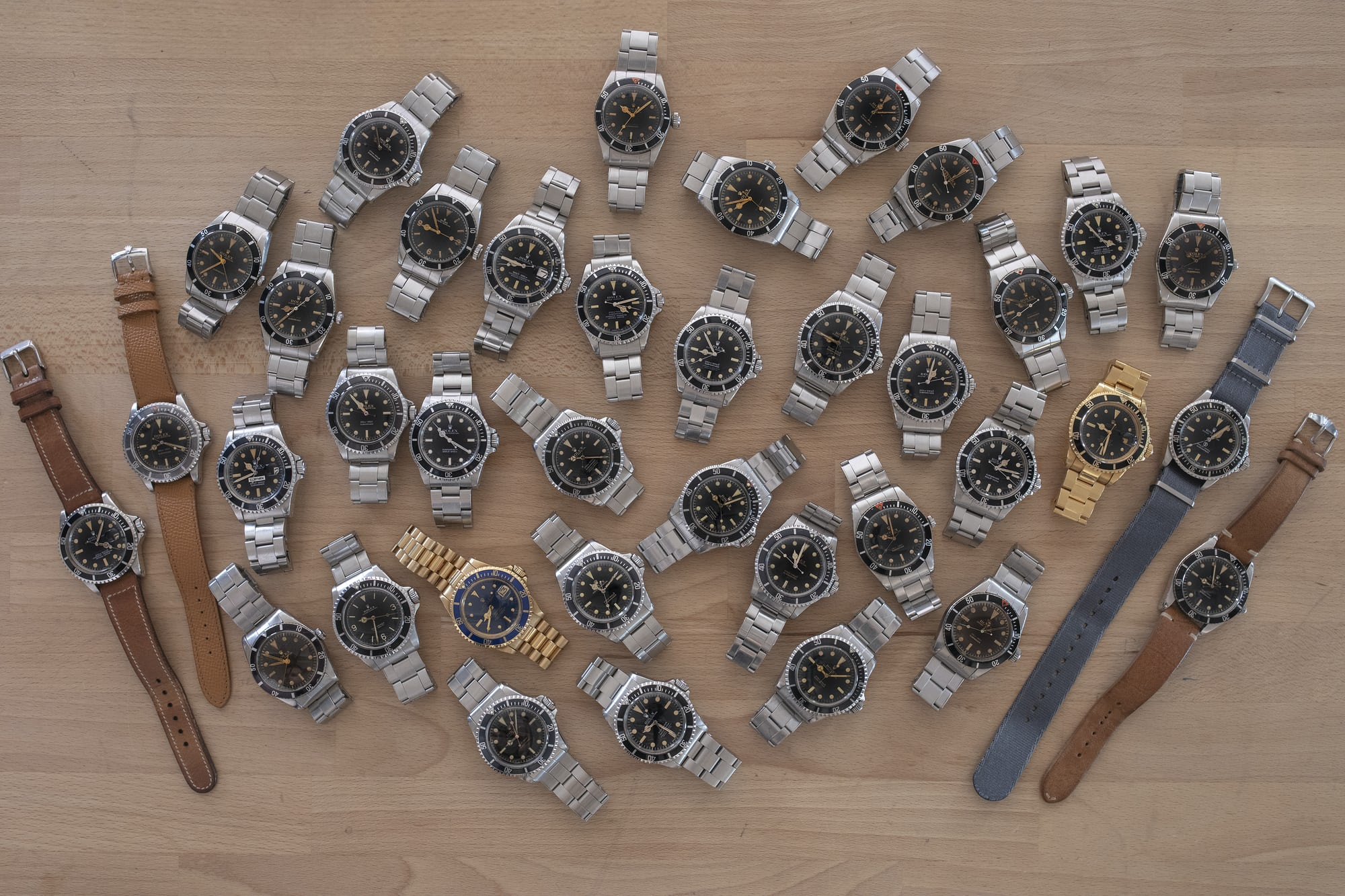 Reference Points: Understanding The Rolex Submariner